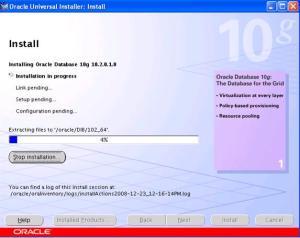 SAP BI installtion - OUI - Install
