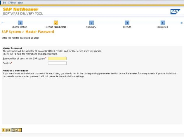 ECC6EHP4_Software delivery tool screen 9