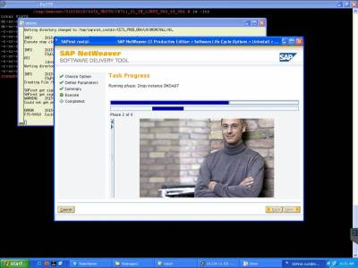 Removal SAP Diag - Software delivery tool - 5